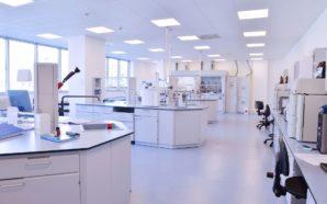 laboratorie bygg