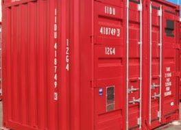 10′ Sidedør Offshore Container PLT-366
