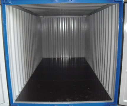 15 ft lager container