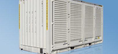 20′ Ventilert Container med Full Tilgang Begge sider