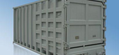 20′ Avfallscontainer