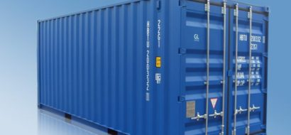20ft GP ISO Tørrlastcontainer