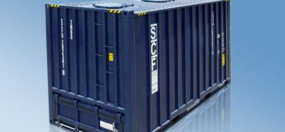 Brukt 20 ft. HC Container