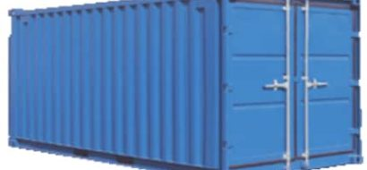 15ft Lagercontainer