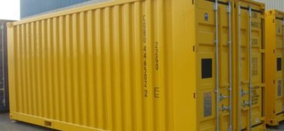 20′ Offshore Container PLT-326