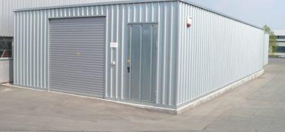 Quick-Build Warehouse SBH3000