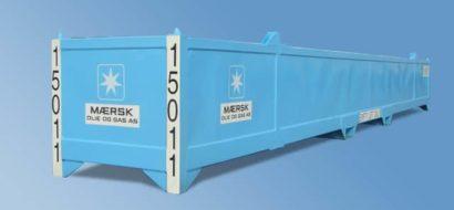 30′ Offshore Container med Åpen Topp