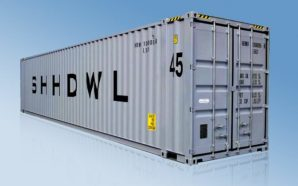 45ft pw container