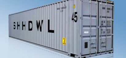 Brukt 45 ft HCPW Container