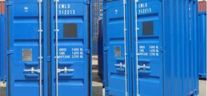 6′ Mini Offshore Container PLT-345