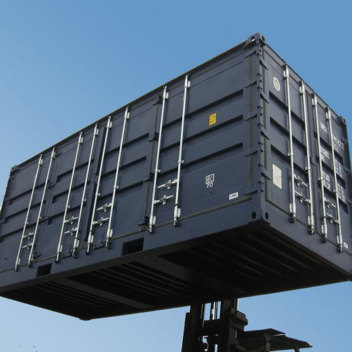 Container-med-sideåpning-20-FT