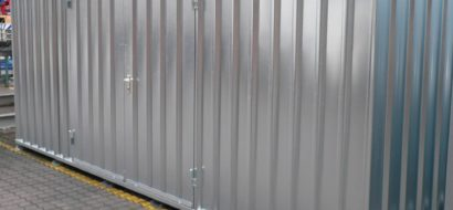Quick-Build Container SC3000 2×5 m