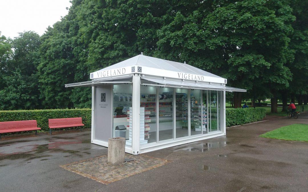 modul kiosk