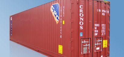 Europeisk Pallebred Celledelt Container med Tynn Vegg