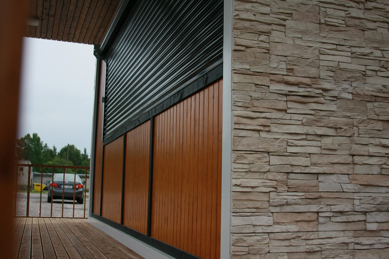 kiosk restaurant gatekjøkken bygg