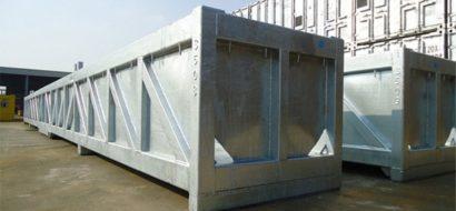 14.3 m Cargo Basket Container