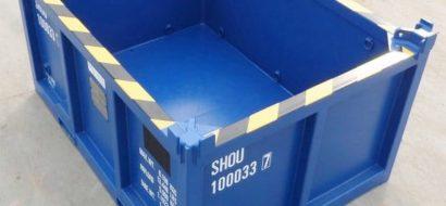 8′ x 6′ x 4′ Cargo Basket