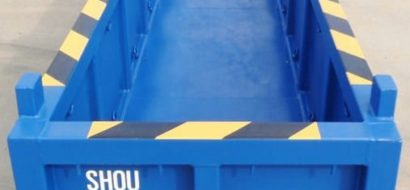 8.3 m Cargo Basket Container