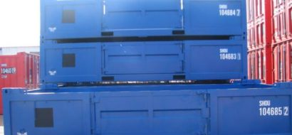 20ft H H – Side Door Container