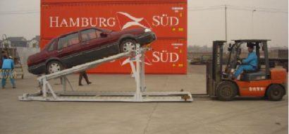Sammenleggbar Bil-Rack