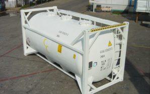 sementtank container