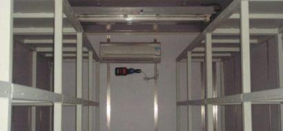 Utstyr Offshore Container PLT-217