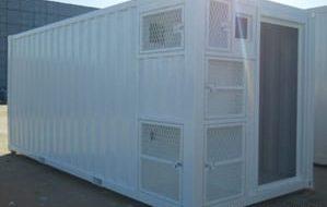 Utstyr Offshore Container PLT-396