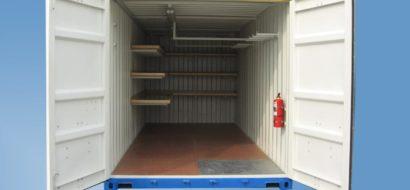 Utstyrt Container, Sveits