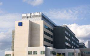 Sykehus-bygg av moduler