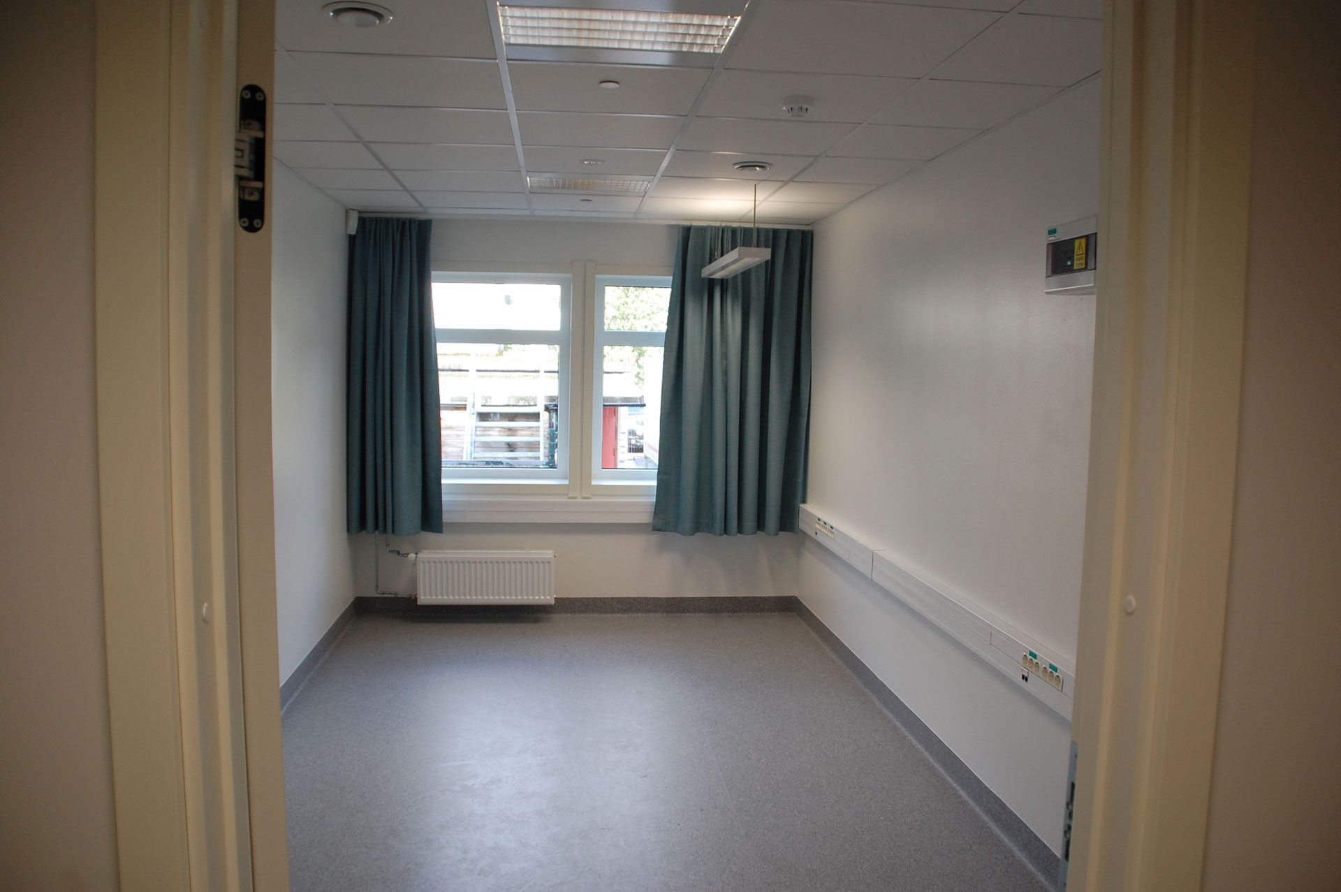 sykehus kontor innvendig