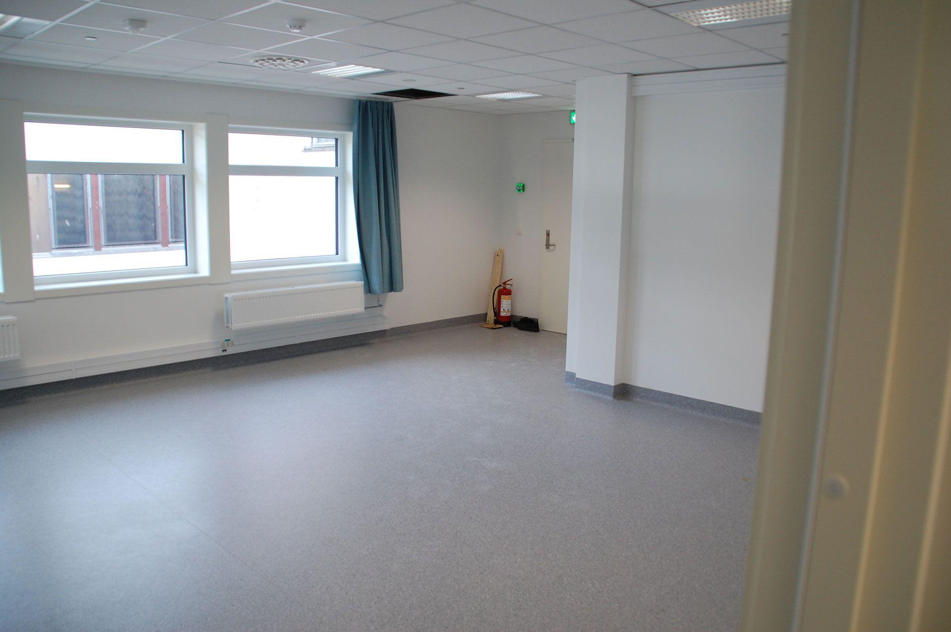 modulbygg for sykehus og omsorg