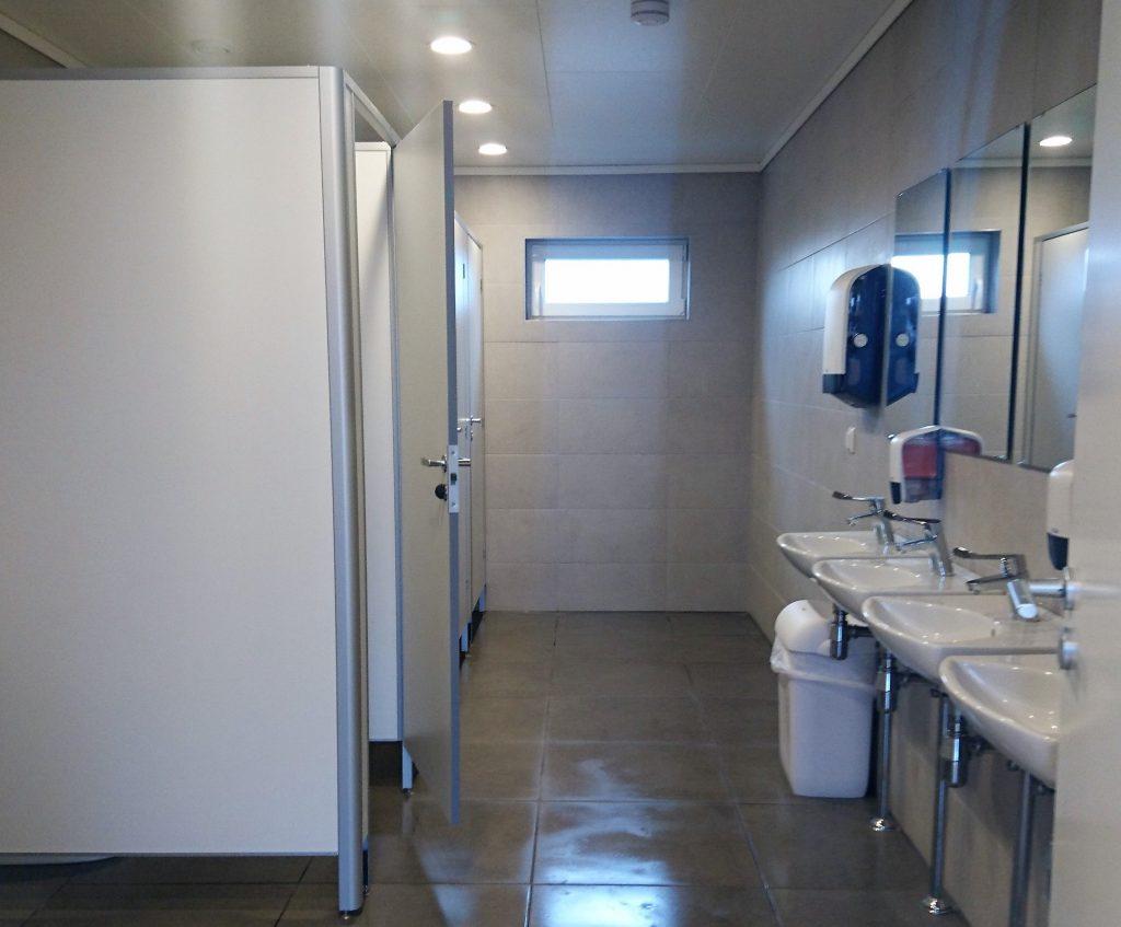 sanitæranlegg bygg interiør