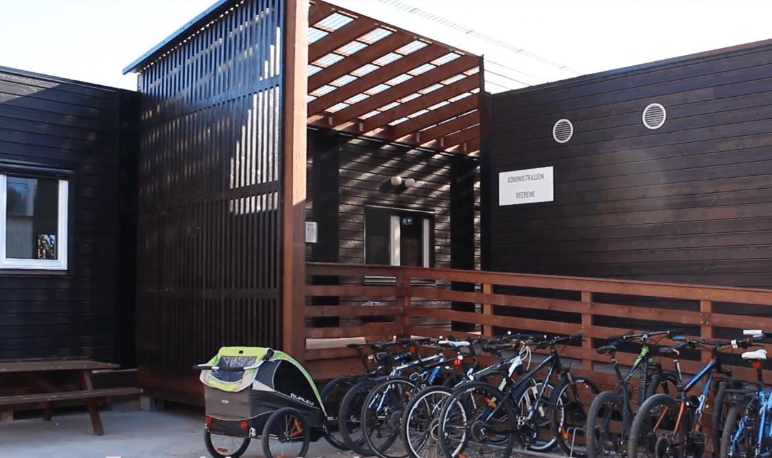 skole og barnehage bygg