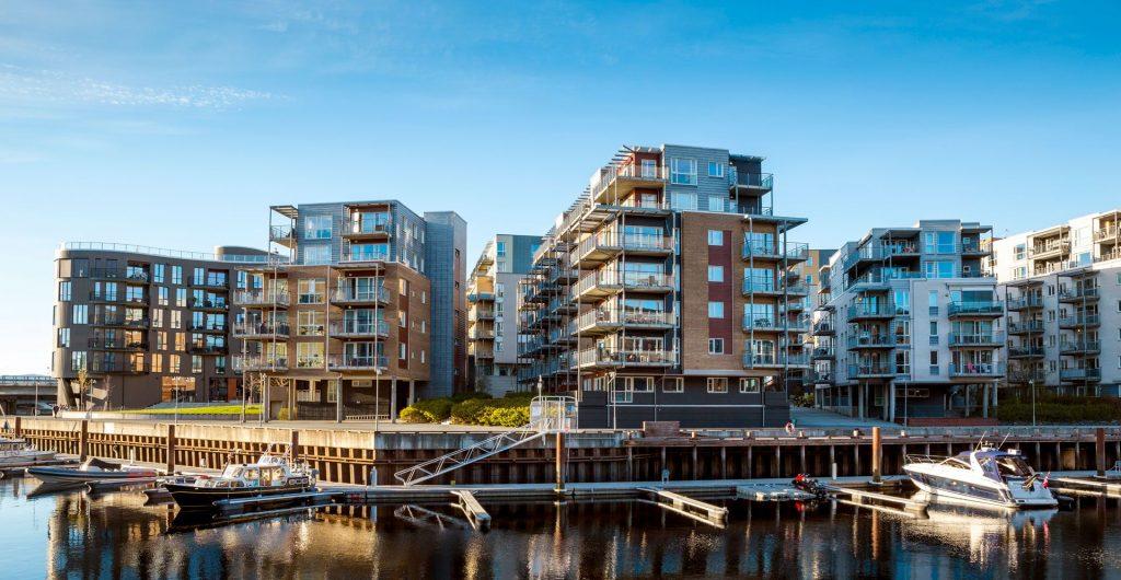 modulbygg bygninger i norge