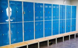Garderobe til bygg og anlegg brakke
