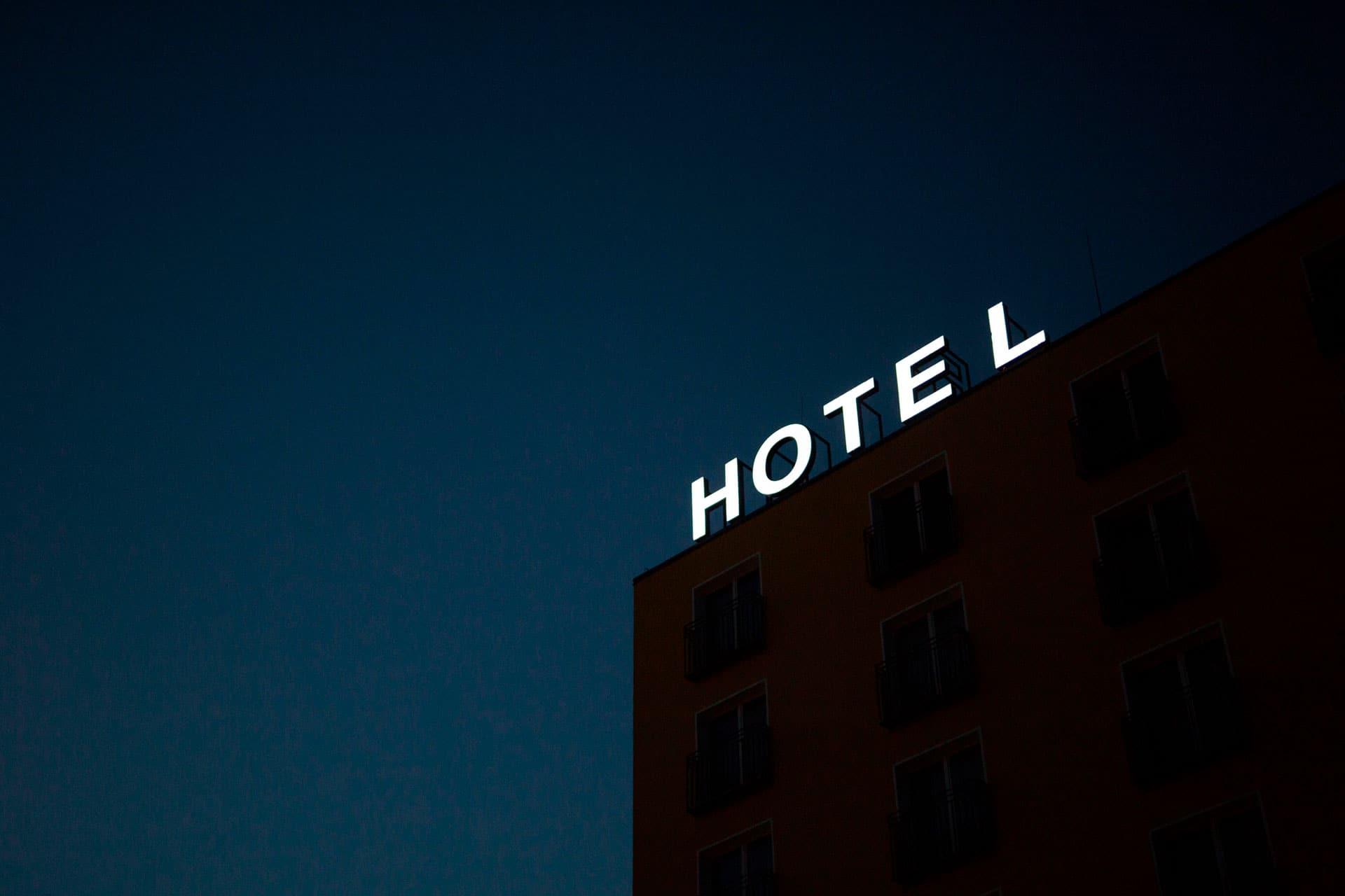Hotell-bygg av moduler