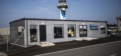 Ny ankomsthall til Sundt Air