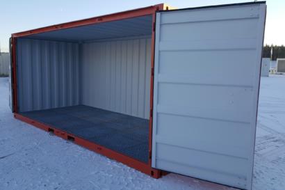 Miljøcontainer – dette må du vite