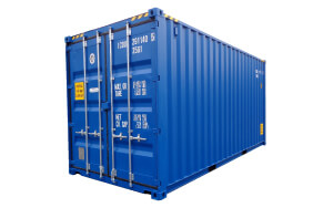 High cube / pallet wide