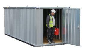 QB-containere